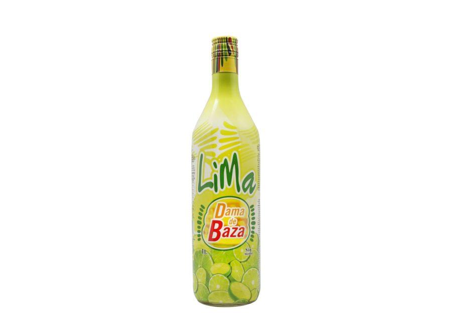 Dama de Baza Lima, bebida sin alcohol a base de concentrado de lima