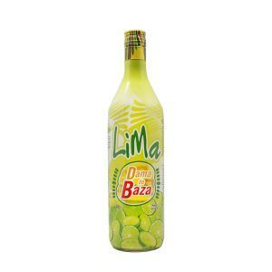 Bebida sin alcohol a base de concentrado de lima