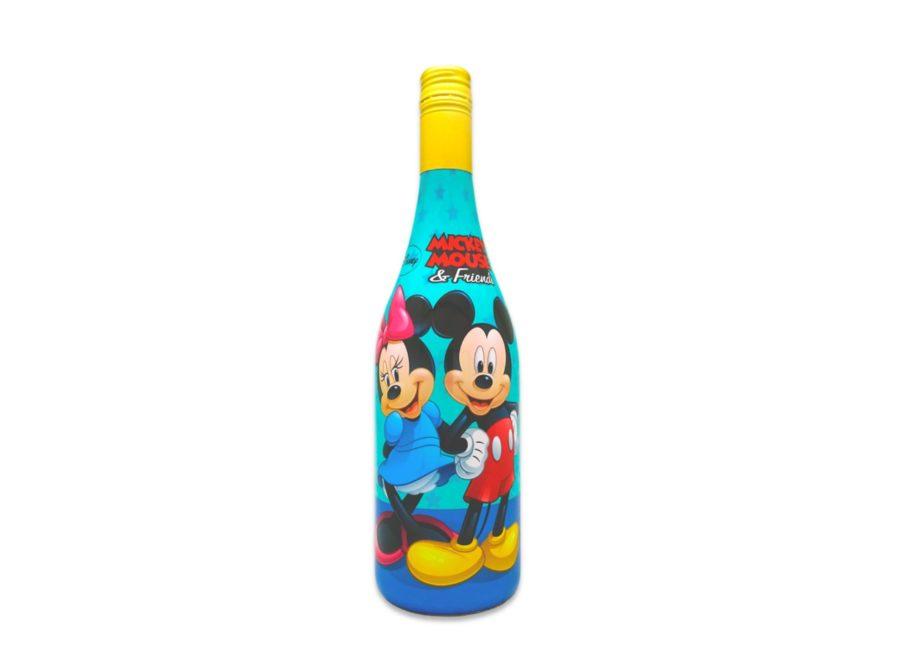 Bebida temática sobre el famoso dibujo de Disney Mickey Mouse, con un delicioso sabor a piruleta.