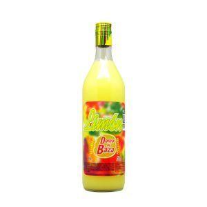 Bebida sin alcohol a base de concentrado de limón