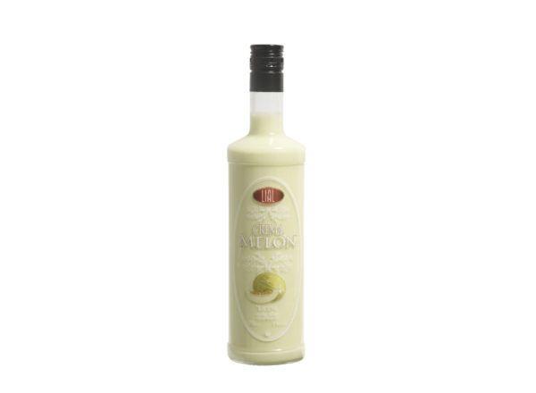 Disfruta del clásico sabor del Licor de Crema de Melón en formato 70cl, producto andaluz fabricado en Granada. En stock listo para enviar.