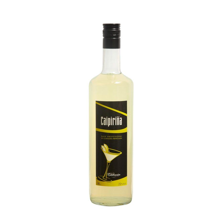 base profesional de coctelería de caipirinha, bebida pensada para dar rapidez a la creación de cocteles