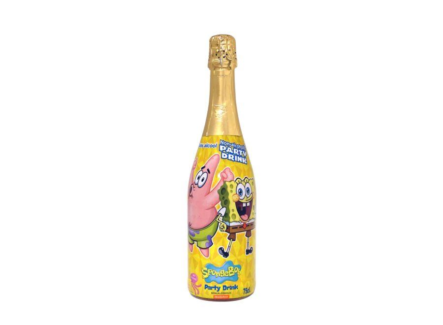 Bebida oficial de Bob Esponja y Patricio, de nickelodeon. Perfecta para fiestas infantiles y cumpleaños. Sabor Frutas del bosque.