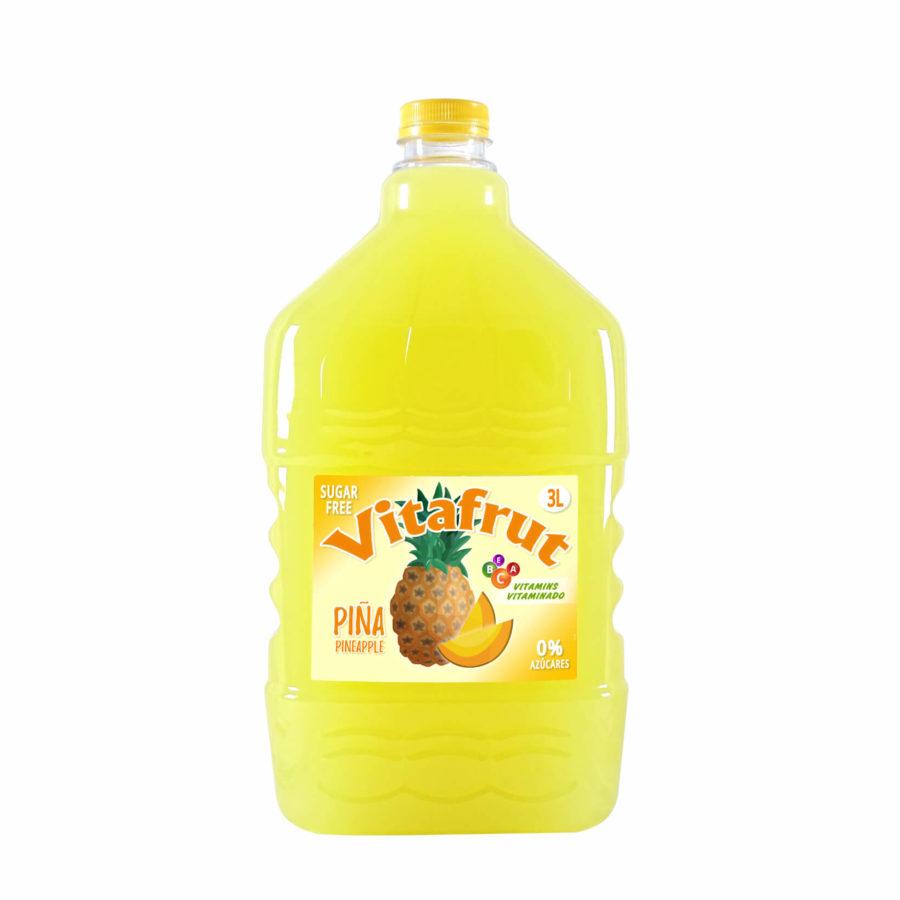 Refresco Vitafrut piña